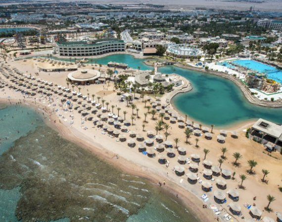 Diamond Red Sea Resort