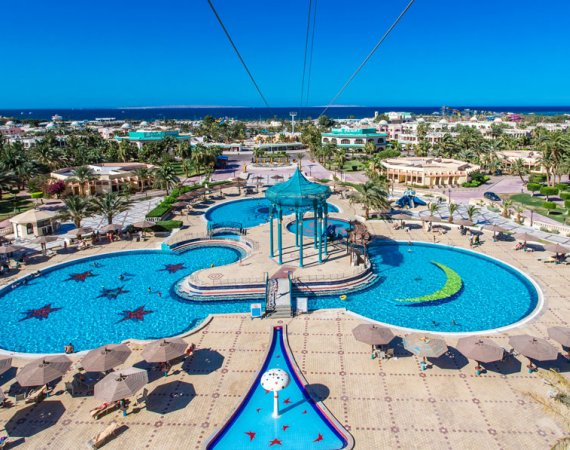 Paradise Red Sea Resorts